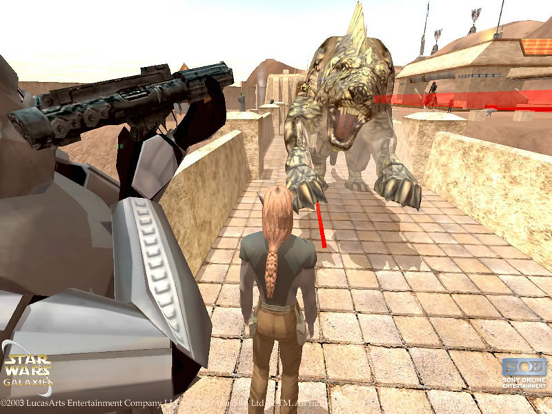 Star Wars Galaxies - Friday Feature Live Events