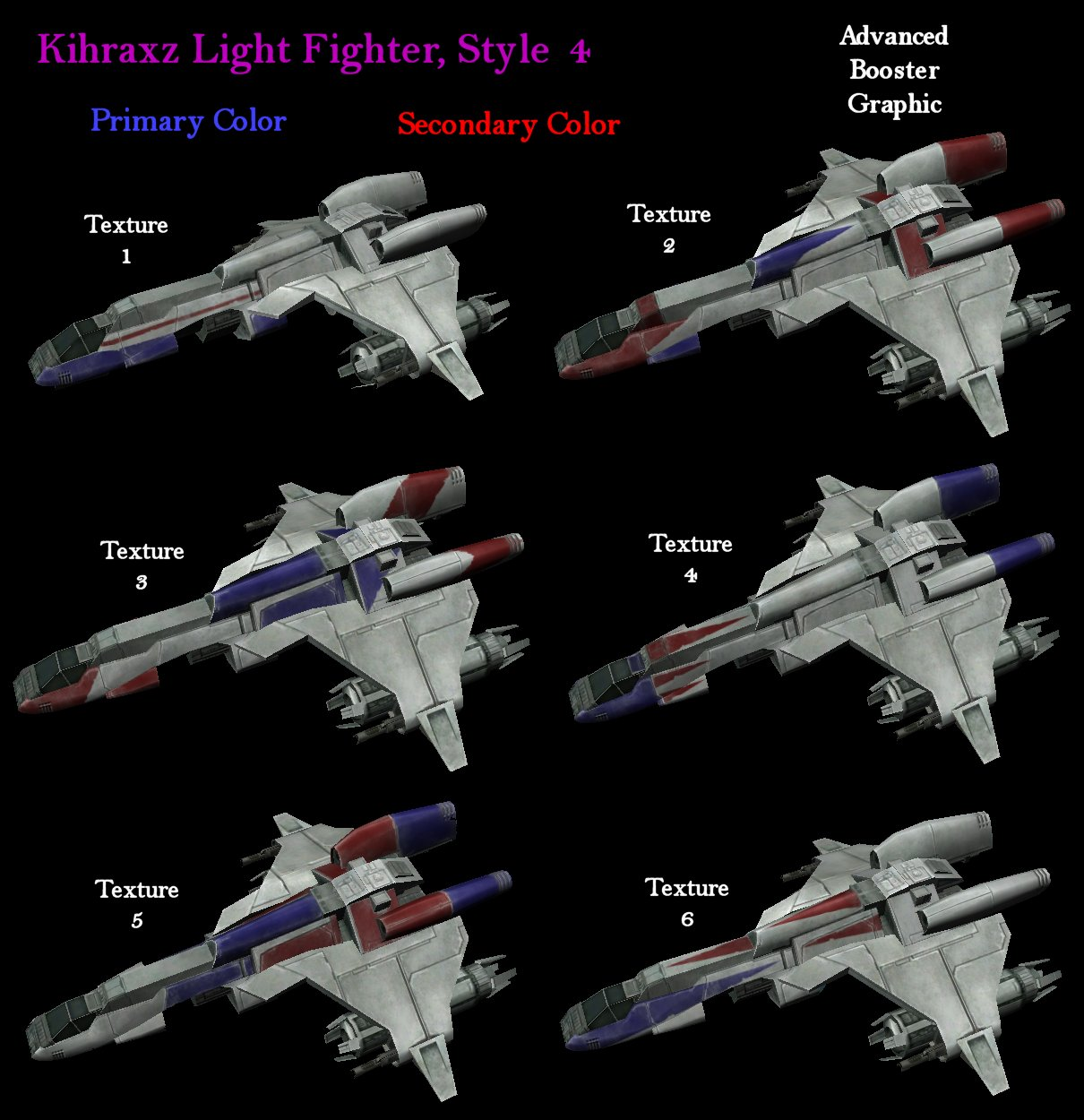 Complete Ship Stats and Pictures - Pilot - Star Wars