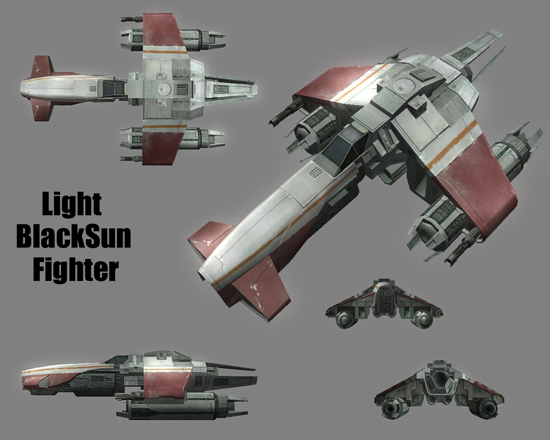 Star Wars Galaxies Ships Transgalmeg Quot Kihraxz Quot